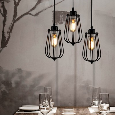 MODERN CONCRETE PENDANT LIGHT