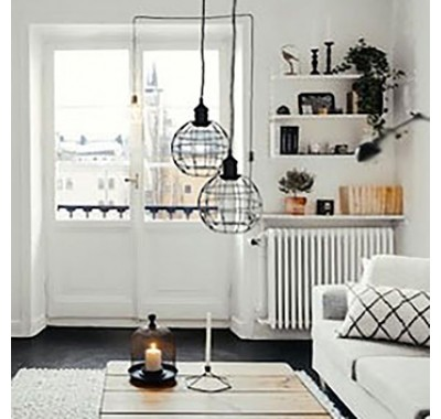 CAGE PENDANT LIGHT A
