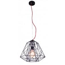 висящa лампa - геометрична форма - диамант - индустриален дизайн