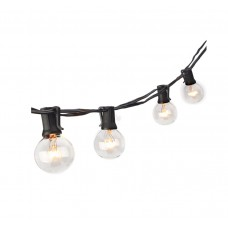 гирлянд от 20 бр лампички - G 40 - 7.5 м